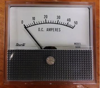 ammeter incorrect for Exploring Properties -Electric Squeeze activity