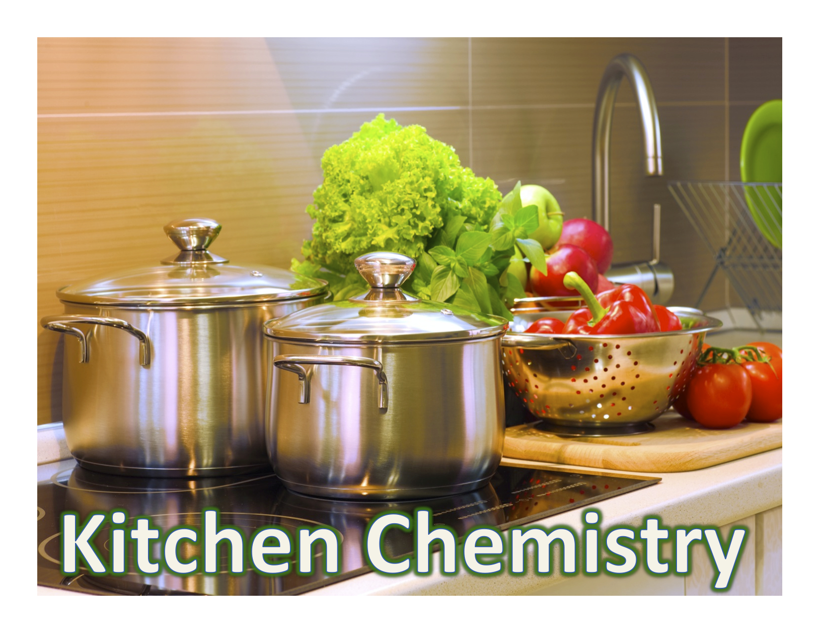 chemistry in the kitchen A secondary school revision resource for ocr gcse science about carbon chemistry and cooking food and additives.