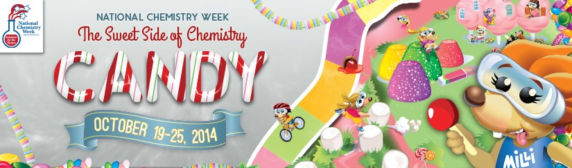 National Chemistry Week 2014 - Candy